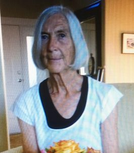 Missing 82 yr. old Woman Located Safe and Sound