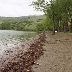 Lake Could Go 10-15 CM's Higher