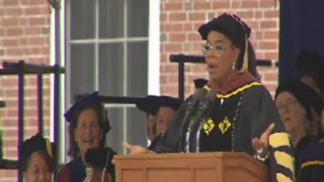 Oprah's Graduate Advice!