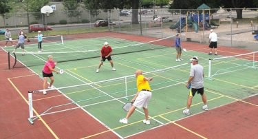 No Saturday Pickleball in Coldstream