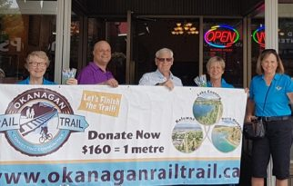New Challenge For Rail Trail