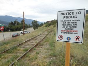 Indecent Exposure on Rail Trail