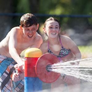 Spray Park Opens Early