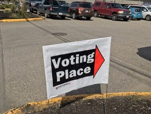 Update: Voter Turn-Out Lower Locally