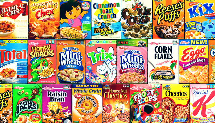 Have we been eating cereal wrong?