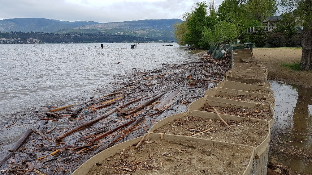 Okanagan Lake Rising & More Evacuation Alerts Westside
