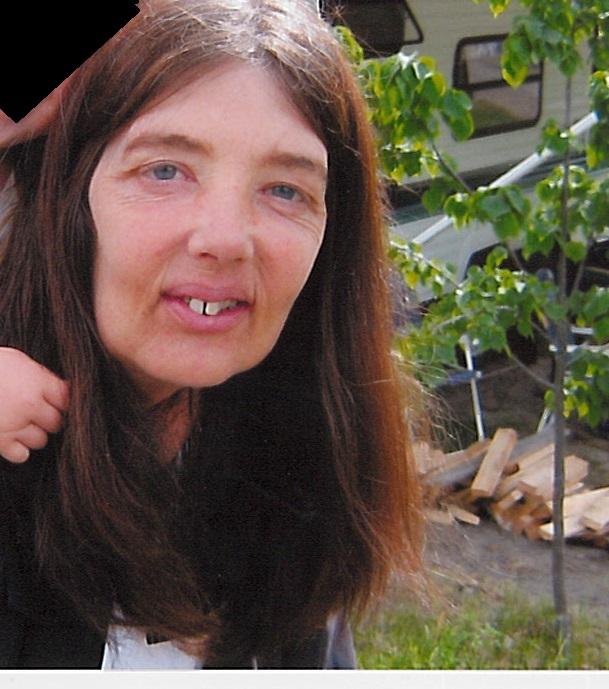 Missing Kelowna Woman