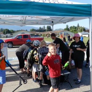 Pedal Power Proves Popular