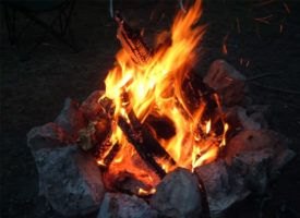 Campfire Ban Imposed