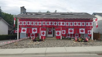 Local Canadian Pride!