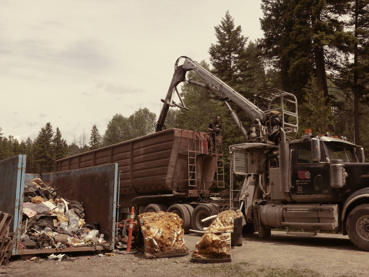 Garbage Continues Piling Up In Kelowna Forest