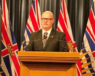 Minister Says BC's Economy Tops in Nation