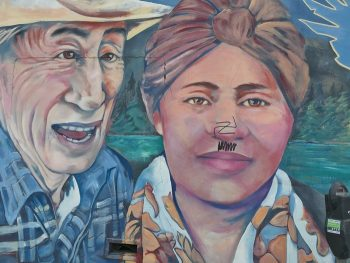 Artist Finds Positive From Mural 'Hate Crime'