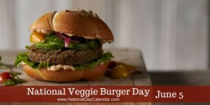 national-veggie-burger-day-june-5