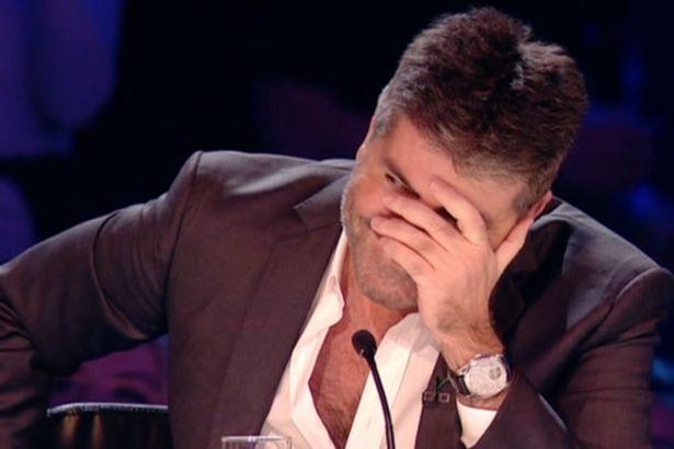 Why did Simon get slapped?