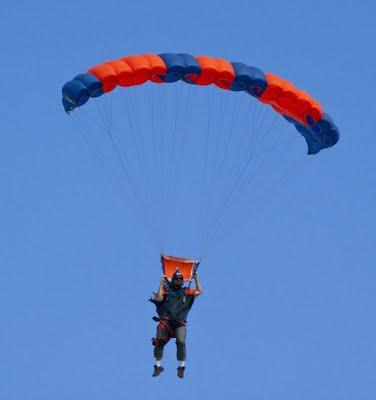 Skydive Festival Hits Vernon