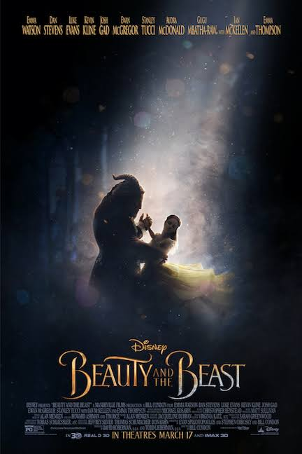 Beauty and the Beast is back!!!