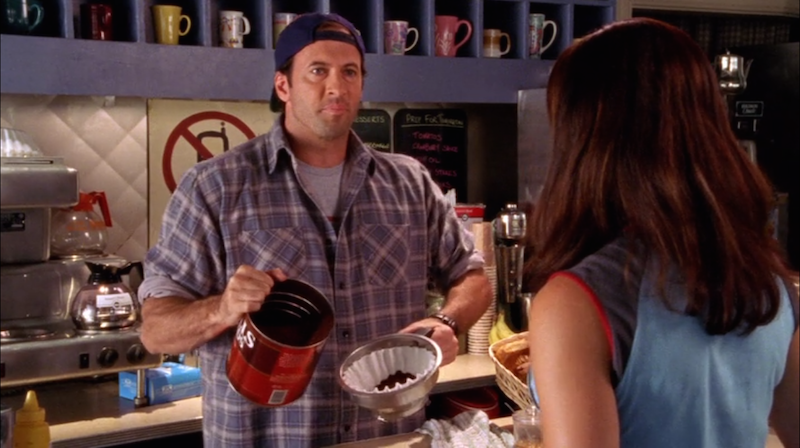 Gilmore Girl's Fan? Drink This up.