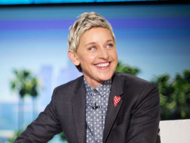 Ellen busts thief...on air!