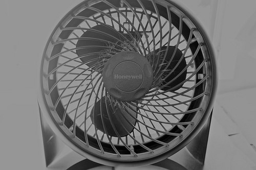 Heat Wave Brings Fan/AC Increase