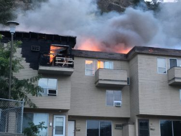 Condo Fire Damage In Millions
