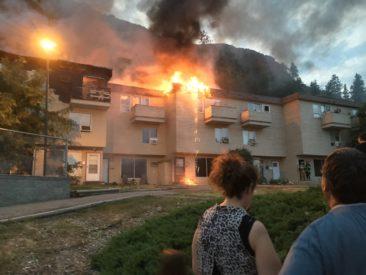 Condo Fire Probe Concludes