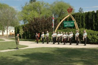 Cadets Back For 69th Summer