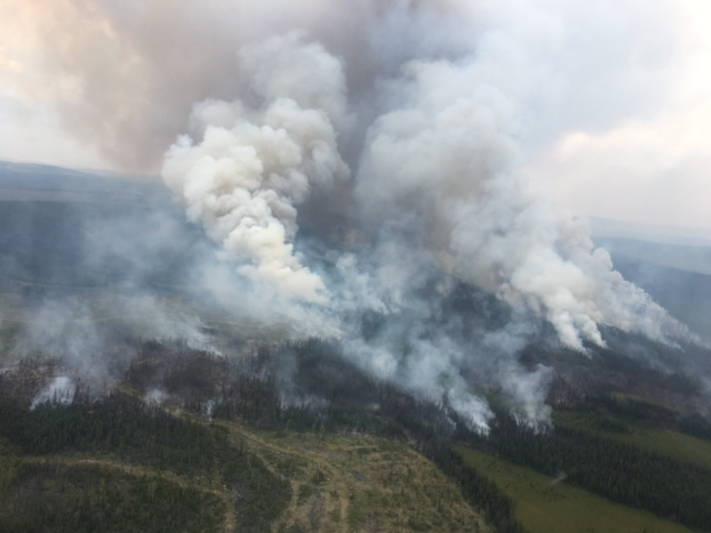 Wildfire Update: 'Beast of a Fire' Challenging Crews