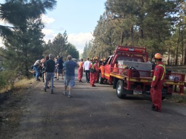 Most Lake Country Evacuees Allowed To Go Home