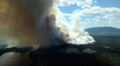 BC Forest Fires: Here's What We Know This Morning
