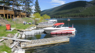 Loon Lake Under Evacuation Order