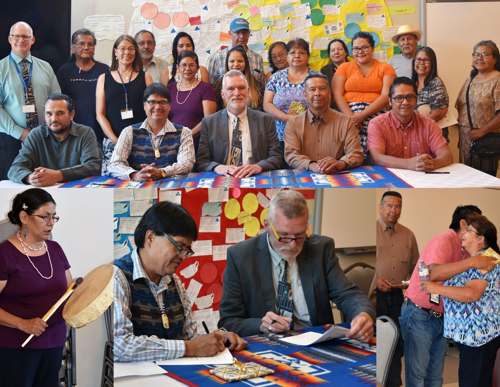 North Okanagan-Shuswap Schools First Nations Agreement