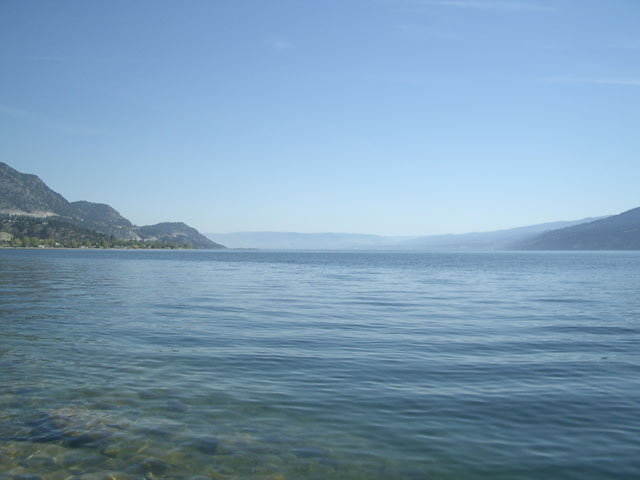 Lakes Levels Show Steady Decline