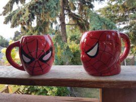 Spiderman Mug Shots!