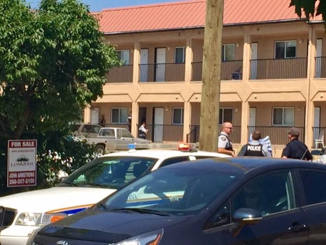 Update: Apartment Death Called Suspicious