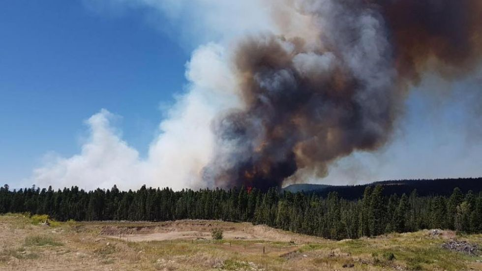 Evacuation Notice For Williams Lake