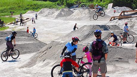 Bike Skills Park On Track For Vernon