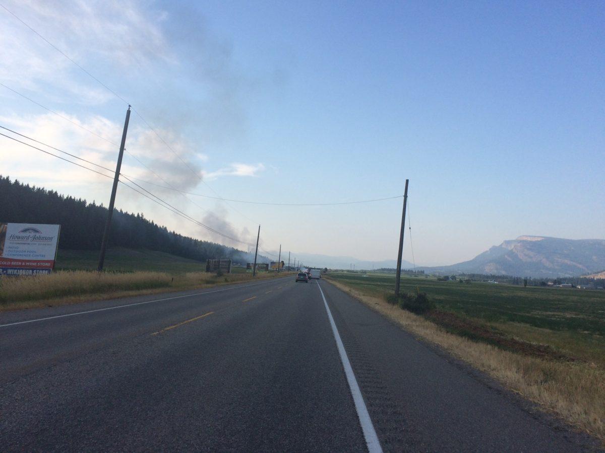 Update: Incident on Highway