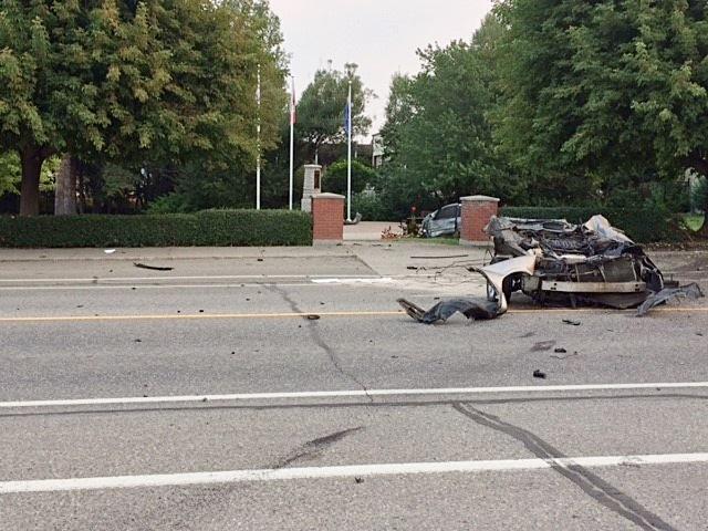 Update: Teens Walk Away From Serious Crash In Coldstream