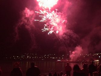 Fireworks Show Scrapped For Kal Pier