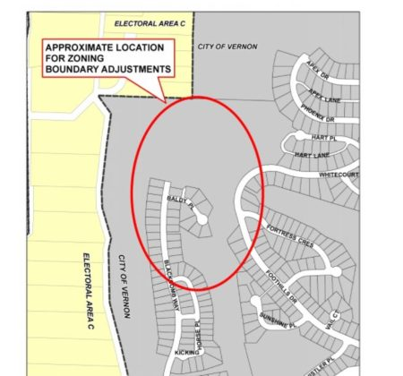 Parkland Boundary Change For Foothills