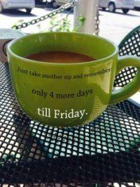 IPE Mug Challenge?
