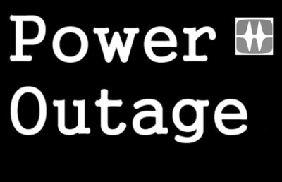 Update: Power Outage