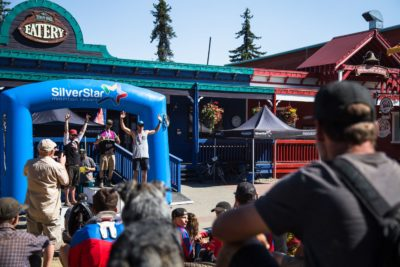 Silver Star Hosts BC Cup Downhill Championships