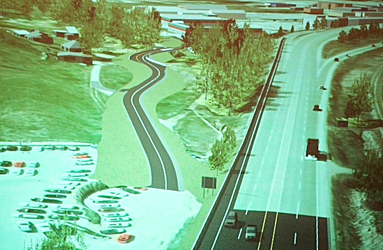 Work On Stickle Road Project Starts Tuesday