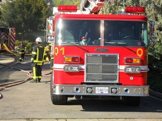 City Adds Firefighters In Outlying Areas