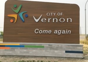 Vernon Visitor Revenues Spike