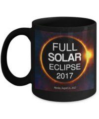 MONDAY MUG SOLAR ECLIPSE CHALLENGE!