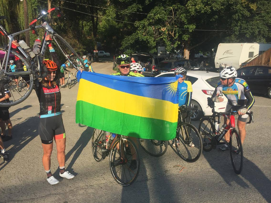 Lake 2 Lake Ride for Rwanda!