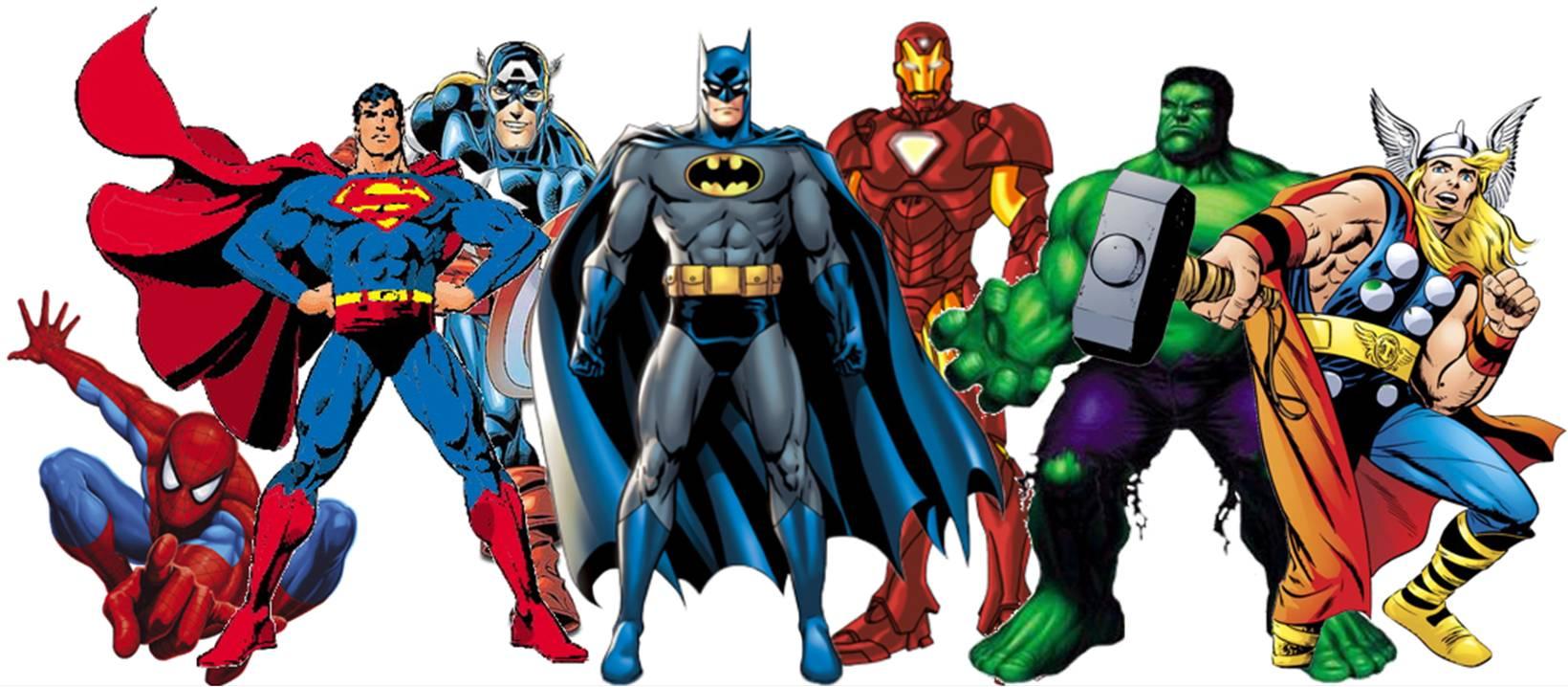 Wanna work with a superhero?  You sure??